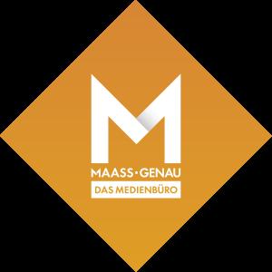 MAASS·GENAU - DAS MEDIENBÜRO IN KÖLN.